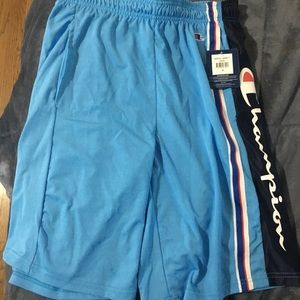 Retro Brand New Champion Shorts